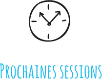 Prochaines sessions