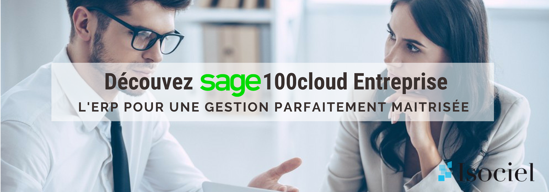 Nouveautés Sage 100cloud ERP