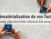 Facture électronique : ce que dit la loi en 2019